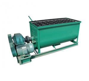 China 10t/H 15KW Horizontal Mixer Machine For Fertilizer wholesale