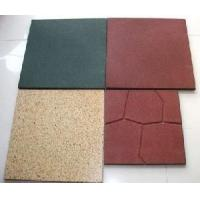 China Safety Rubber Floor Tile wholesale