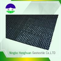 China 140kn / 98kn Woven Geotextile Fabric ,  Road Construction Geotextile Driveway Fabric wholesale
