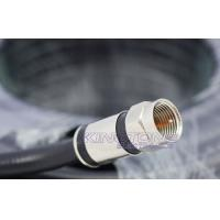 Buy cheap Digital Camera Transmit RG6 CATV Coaxial Cable in 20M with Compression Connector from wholesalers
