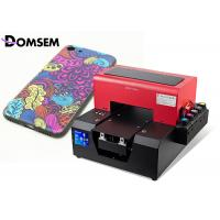 China Automatic Digital Uv Flatbed Printer A4 Small Size For PVC Acrylic Plate Wood Glass on sale
