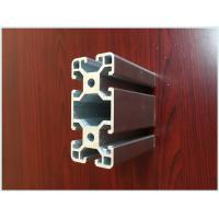 China Structural T Slot Aluminium Profile , High Purity Modular Aluminum Profiles wholesale