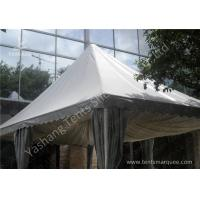China Hard Pressed Aluminium Frame Tents Outdoor With Roof Lining Decoration wholesale