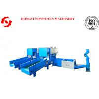 China Pp Spunbond Nonwoven Fiber Opening Machine , Fabric Making Machine With Weighing Device wholesale