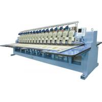 Simple cording embroidery machine of foshanshuangxin