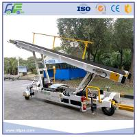 China Stable Airplane Conveyor Belt Ground Support Equipment Working Pressure16 Mpa wholesale