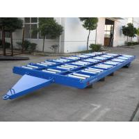 China 3800 Kg Airport Baggage Dollies , Ld3 Container Dolly Steel Tube 89 x 4 mm wholesale
