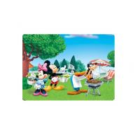 China Disney / Cartoon Design Table Mat 3D Lenticular Placemats For Children Gift wholesale