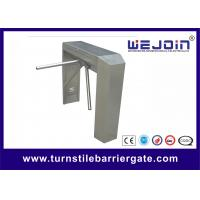 Buy cheap Double Direction Tripod Turnstile Gate , Access Control Barriers And Gates from wholesalers