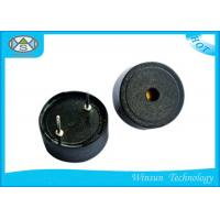 China Stable Sound 13 * 6mm Mirco 12 Volt Piezo Buzzer Without Circuit Used for Home Appliance wholesale