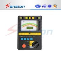 High Voltage Detector With Display : V g high voltage megger resistance tester double