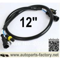 """China longyue HID Xenon Ballast AMP Extension high voltage wire cable wiring Harness 12"""" wholesale"""