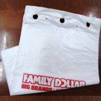 Buy cheap Die Cut Handle Paper Bags , Transparent Reusable Plastic Shopping Bags from wholesalers