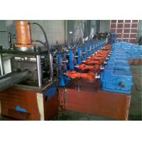 China Double Sided Wall Panel Roll Forming Machine 65 KW 4mm Plate For Guardrail System wholesale