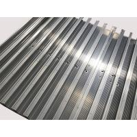 China High Performance CNC Aluminum Profiles 6063-T5 With 2 Meter Length wholesale