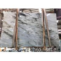 Buy cheap Special Green marble Ellas Cloud marble strong quality quarry owner from wholesalers