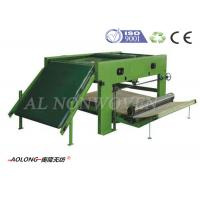 Buy cheap Non Woven Fiber Cross Lapper Machine Spreading 4000mm 380V 50Hz from wholesalers