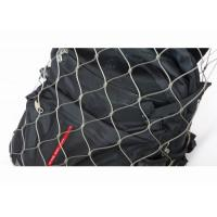 China Durable Anti Theft Backpack Mesh 1.2mm-3.2mm Diameter For Stainless Steel Mesh Bag wholesale