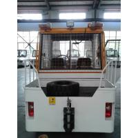 China Lithium Battery Electric Baggage Tractor , Aircraft Tow Truck HFDQY250E wholesale