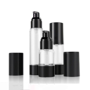 China Cylinder 15ML 30ML 50ML Lotion Spray Airless Pump Bottles wholesale