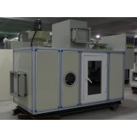 China Fully Automatic Silica Gel Dehumidifier , Industrial Desiccant Air Dryer 21.04kw wholesale