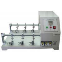 China Industrial Leather Testing Equipment , Leather Crumpling Resistance Tester wholesale