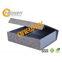 China High Class Custom Printed Collapsible Gift Box Matt / Glossy lamination on sale