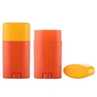 China 30g Cosmetic Solid Stick Deodorant Container Hot Stamping wholesale