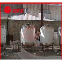 China Small Insulated Stainless Steel Hot Water Tank For Laboratories / Hotels wholesale