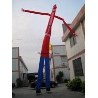 China Festival And Event Inflatable Air Dancer With Two Legs For Sales wholesale