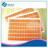 China Personalized Wedding / Address Label Stickers , Destructible Vinyl Label wholesale
