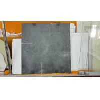 Quality Black Color Refractory Kiln Shelves , Fireproof Silicon Carbide Plate SGS for sale