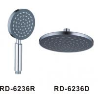 China Douche Bathroom Shower Head Set Chrome Bronze Matt Finished Easy Operation wholesale