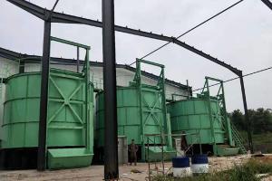 China 6m³ / Day 64㎡ Organic Aerobic Fermentation Machine wholesale