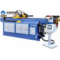 China ISO Cnc Tube Bending Machine For Car Parts , Square Tube Bending Equipment wholesale