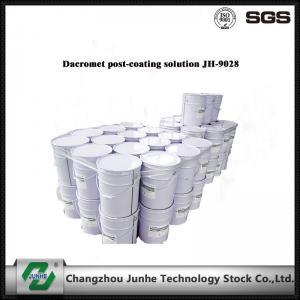 China Silver Mechanical Zinc Flake Coating Geomet Anti Corrosion For Brake Disc wholesale