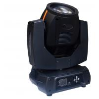 China Beam Spot Wash 3in1 Moving head Light Two Prisms 260W 9R Beam Light For Wedding wholesale