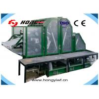 Buy cheap Iso9001 75KW Nonwoven Carding Machine For Quilt from wholesalers