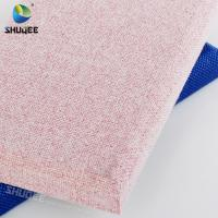 China Polyester Fabric 0.95 Soundproof Absorption Panels wholesale