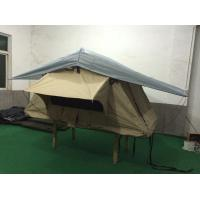 China Anti Water Car Roof Mounted Tent With 2M Extendable Aluminum Ladder wholesale