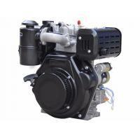 China 1- Cylinder 4- Stroke air - cooled diesel engine , portable 186FA small engine diesel wholesale