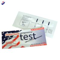 China hcg pregnancy test 4.0mm cassette wholesale