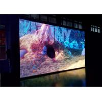 China Dustproof SMD indoor LED display screen P7.62 With 7-80m Visual Distance wholesale