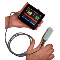 Quality Handheld Tabletop Pulse Oximeter With Spo2 Probe , Pulse Oximeter Machine Normal Readings for sale