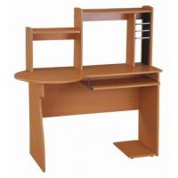 Cheap Antique Solid Wood Computer Desk For Home / Office Furniture DX