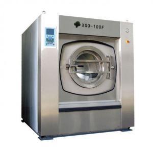 China Energy Saving Industrial Laundry Washing Machine , Industrial Clothes Washing Machine on sale
