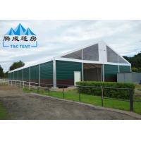 China A Frame Sporting Event Tents Waterproof With Soft PVC Walls / Glass Walls wholesale