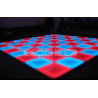 Details Of Music Activated Rgb Led Dance Floor