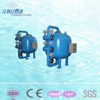 Industrial Circulating Water Treatment Sand Water Filter Tank For Swimming Pool Of
