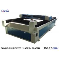 Buy cheap 150W RECI Sealed Co2 Laser Metal Cutting Machine , Metal Laser Cutter Low Noise from wholesalers